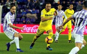 Real Valladolid y Villarreal igualan a todo