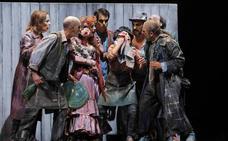 'Luces de Bohemia' llega este sábado al Vicente Espinel
