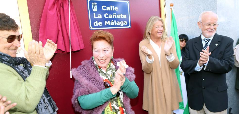 Nueva entrada flamenca en el callejero de Marbella