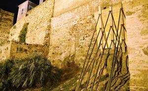 Urbanismo sigue sin tener el plan para frenar el deterioro de la Alcazaba y Gibralfaro