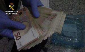 Cae una red de falsificación de moneda que introdujo billetes falsos de gran calidad en Málaga