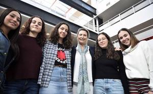 Sara Gómez Martín: «Los equipos de dirección que incorporan a las mujeres son más productivos»