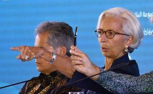 El FMI teme una «tormenta» que frene la economía