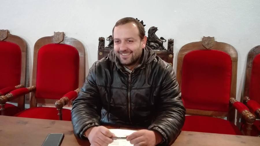 Álvaro Carreño, elegido candidato de IU a la Alcaldía de Ronda