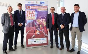 Cerca de medio millar de atletas se citan en el Campeonato de España de atletismo en Antequera