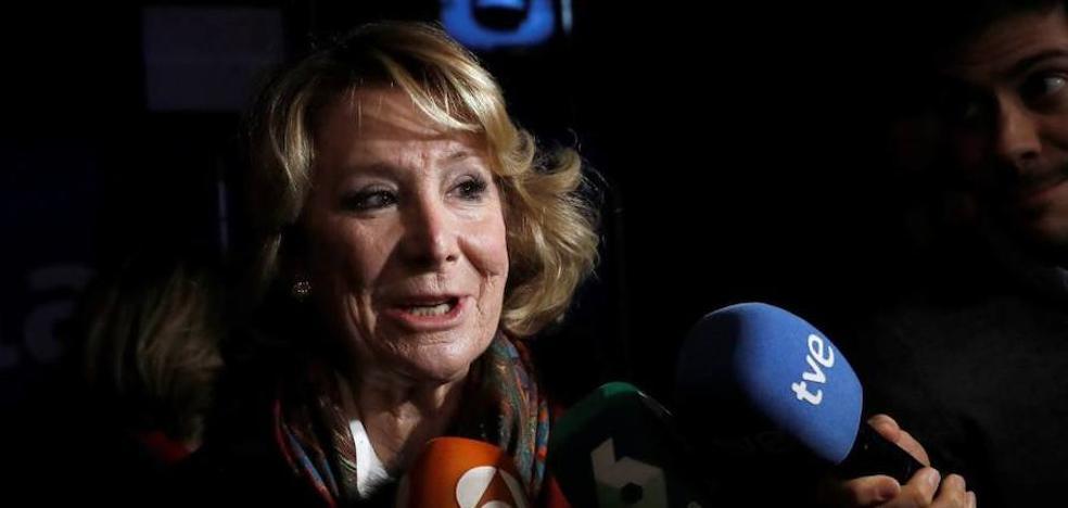 Aguirre niega haber ordenado espiar a rivales políticos