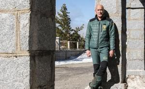 Gabino Holguín, rescatador en Totalán: «El compañero salió con el niño Julen en brazos y se hizo el silencio»