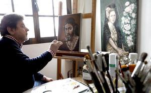 Jesús Romero: de alcalde a pintor