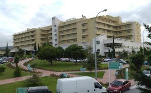 Cinco heridos en una colisión múltiple en la A-7 en Marbella