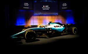 Toro Rosso y Williams abren la semana grande de presentaciones de la F1