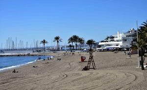 Costas licita la redacción del proyecto para regenerar las playas de Marbella