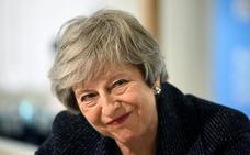 May descarta la unión aduanera reclamada por Corbyn para salvar el 'brexit'