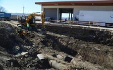 La rotura de la tubería en El Trapiche ocasionó daños valorados en un mínimo de 100.000 euros