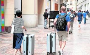 Málaga es el destino urbano español en el que más crecieron las pernoctaciones hoteleras en 2018