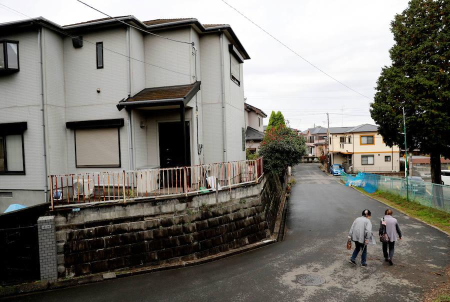Se regalan casas en Japón