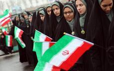 Irán celebra el 40.º aniversario de su revolución bajo la creciente presión de Trump