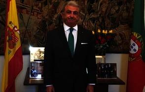 Rafael Pérez Peña, nuevo decano del Cuerpo Consular en Málaga