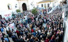 Teba y Campillos se reunirán con la Subdelegación antes de decidir si retoman las protestas