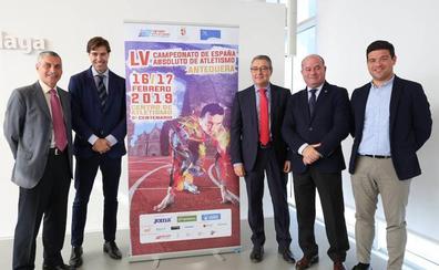 Los mejores atletas españoles buscan en Antequera las marcas para el Europeo