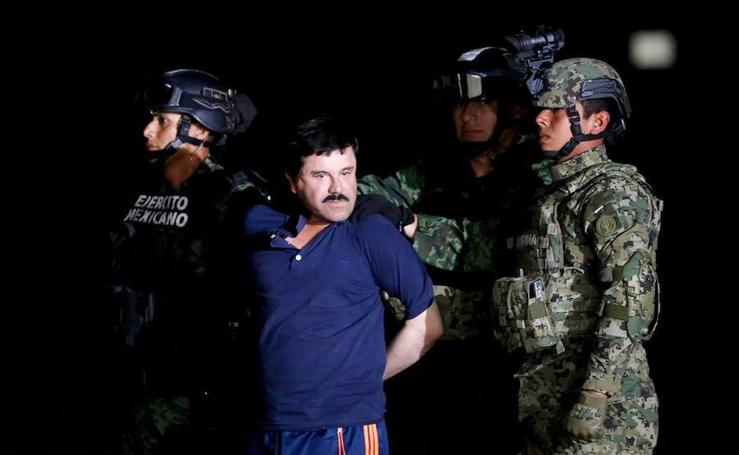 El Chapo, una espiral de arresto-huida