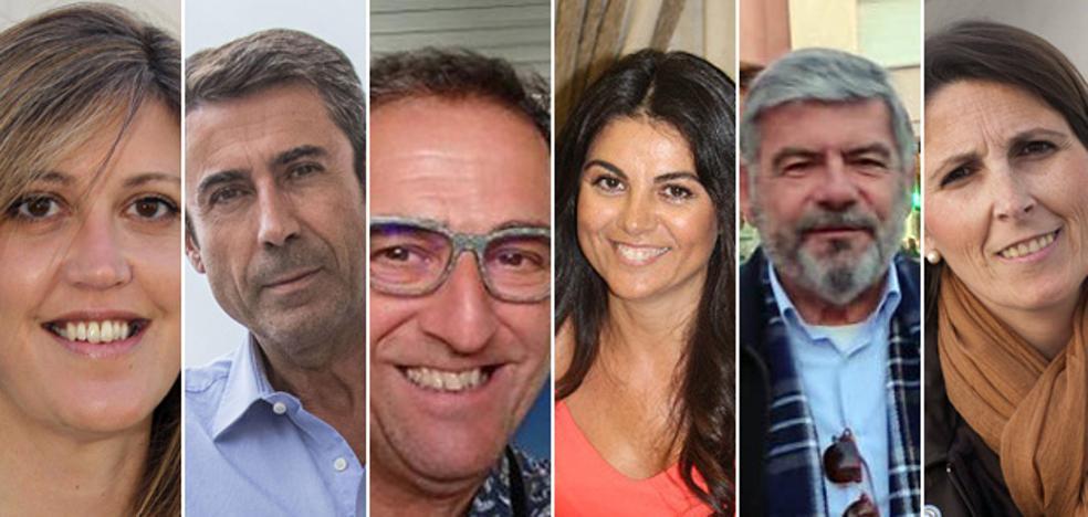 La Junta completa su estructura en Málaga con el nombramiento de los delegados de las consejerías