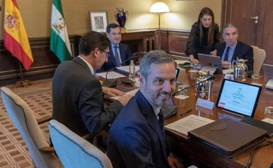El Gobierno andaluz crea un comisionado de la Concordia para reformar la ley de Memoria