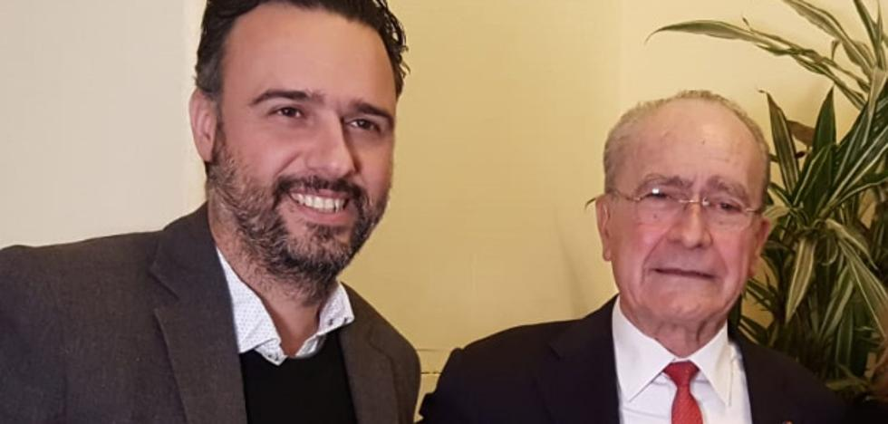 Raúl Jiménez deja el Ayuntamiento de Málaga para irse a la Junta