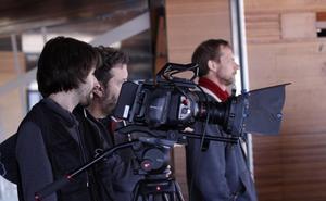 Los productores malagueños Antonio Hens y Ezekiel Montes se alían en el rodaje de la comedia 'Mi gran despedida'