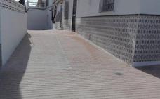 Terminadas las obras de la segunda fase del proyecto de mejora de infraestructuras de la Barriada Los Fernández
