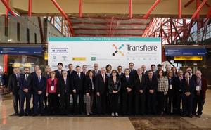 El foro Transfiere ofrece oportunidades de negocio y de internacionalización a un millar de empresas