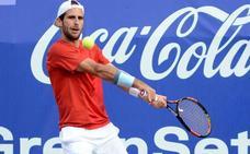 Adrián Menéndez pierde en la primera ronda en el ATP 250 de Nueva York