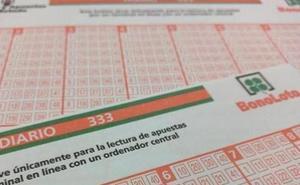 Un acertante de Alameda recibirá casi 90.000 euros en la Bonoloto