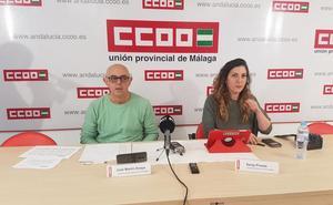 Málaga registró en 2018 la cifra más alta de accidentes laborales con 22.491 siniestros