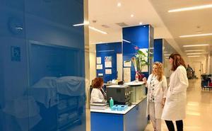 El Clínico refuerza la seguridad de los pacientes ingresados en las áreas de hospitalización