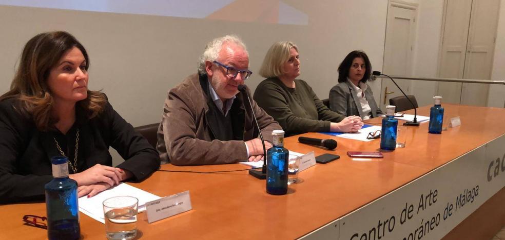 Enrique Juncosa planta al CAC Málaga, que nombra a su hermana Helena como directora
