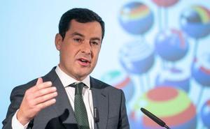 Juanma Moreno anuncia un pacto andaluz por el agua