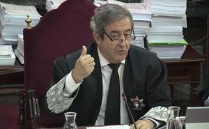 Javier Zaragoza, el azote del independentismo