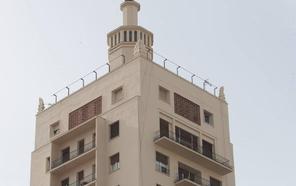 El hotel que se proyecta en la torre de La Equitativa tendrá unas 70 habitaciones
