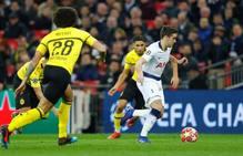 Las mejores imágenes del Tottenham-Borussia Dortmund