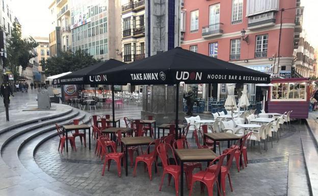 Un joven sufre martillazos en la cabeza y golpes de dos hombres en Málaga