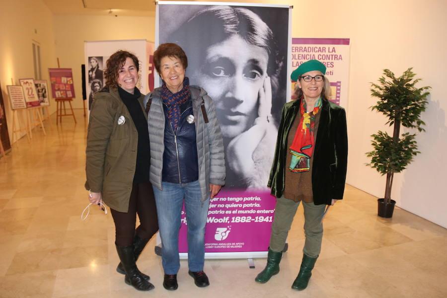 El Convento de Santo Domingo acoge la exposición 'Historia viva de las mujeres'