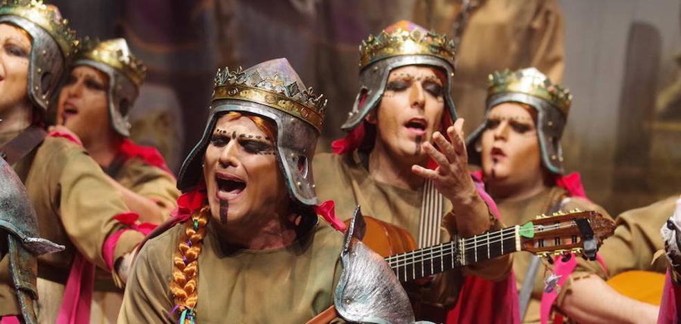 El cuarteto renace con fuerza en las preliminares del concurso de canto