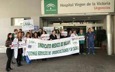 El Sindicato Médico de Málaga exige al SAS soluciones inmediatas para la masificación en urgencias