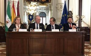Málaga será la capital mundial del derecho durante un día