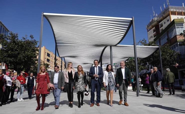 Torremolinos estrena su mayor transformación urbana en años