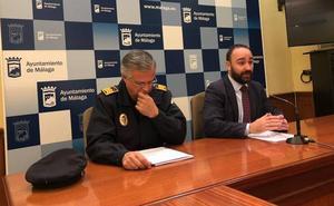 Así es la nueva Policía Local de Málaga