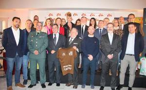 La Vuelta Ciclista a Andalucía, ya en su esprint final