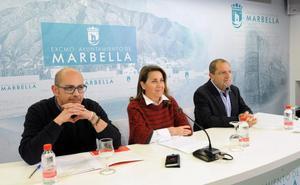 El Centro de Inclusión Social de Marbella atiende una media de 40 personas sin hogar al día
