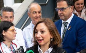El delegado de Salud dice que el nuevo hospital de Málaga es una prioridad, pero descarta dar fechas para evitar palabras vacías