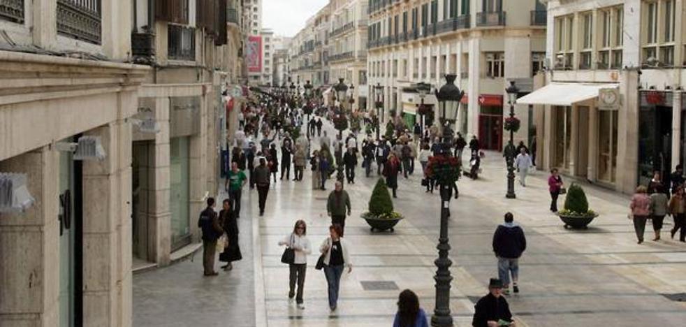 ¿Cómo se les pone el nombre a las calles en Málaga?